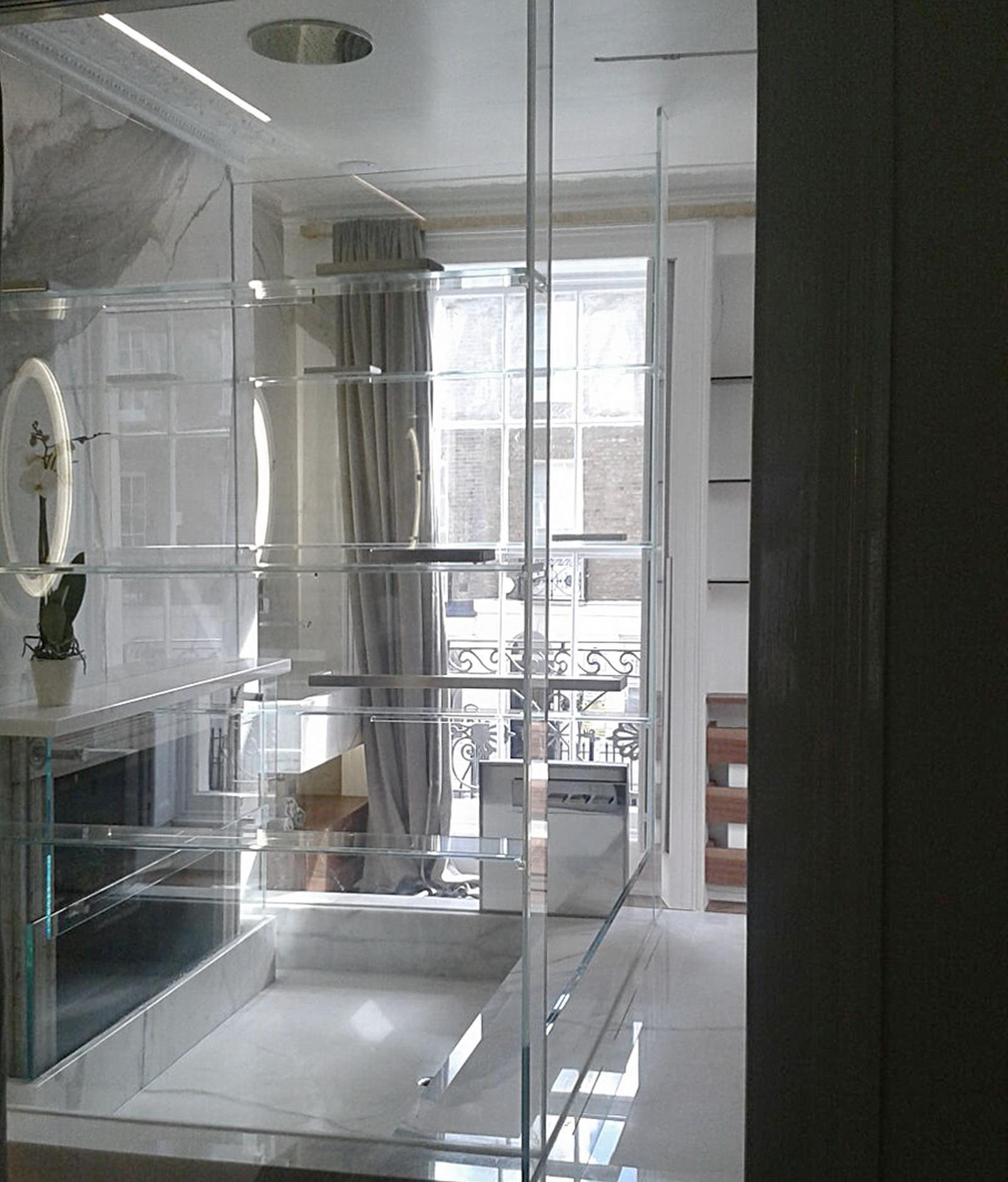 Appartamento Londra UK - Camino in Marmo - 2