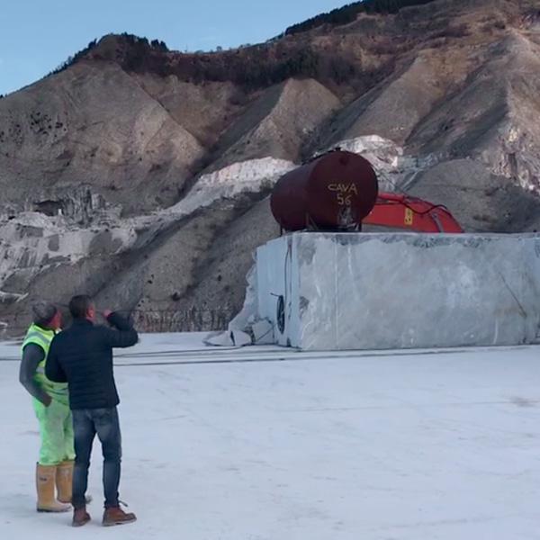 Marble Project - Cava di Marmo Carrara - 3