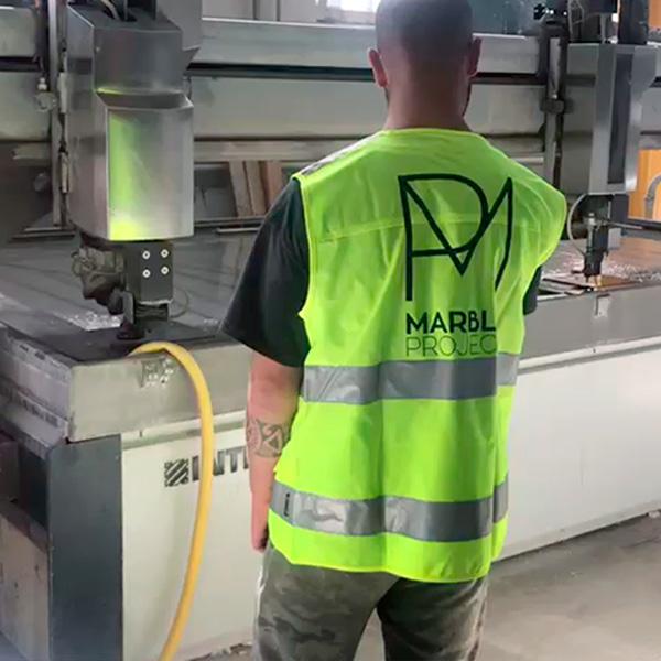 Marble Project - Lavorazione Marmo - 2
