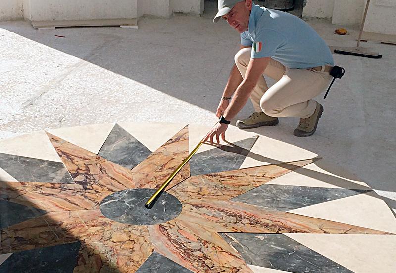 Marble Project - Lavorazione Marmo - Stella