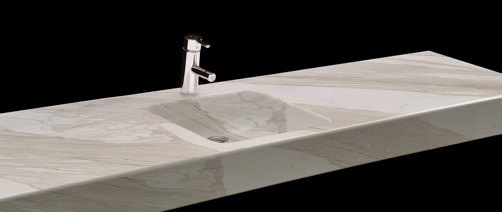 Servizi - Lavabo in marmo